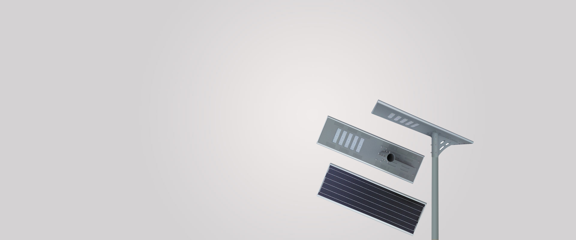 Luminaire-solaire-100W